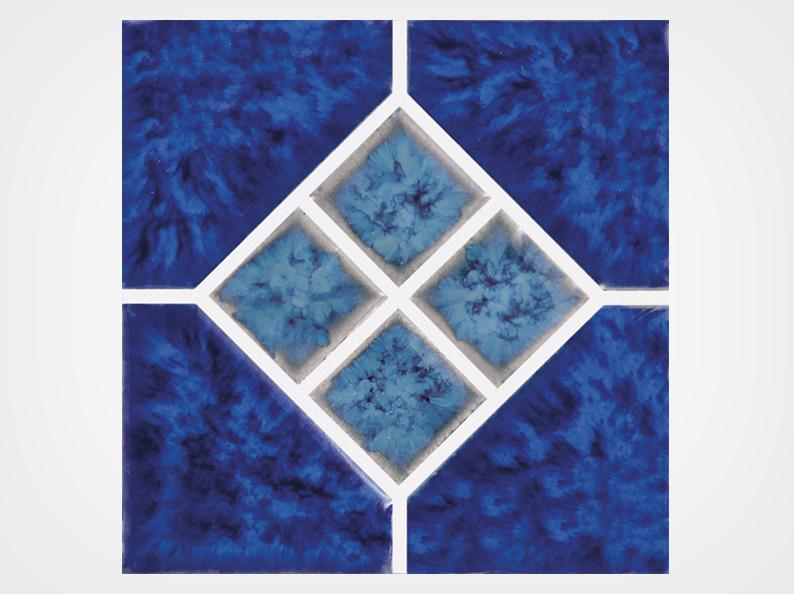 RMD-832 DECO – BLUE PEARL 6X6