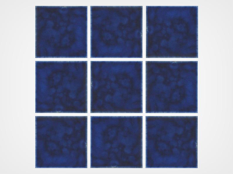 SS-209 – MOTTLED BLUE 2X2