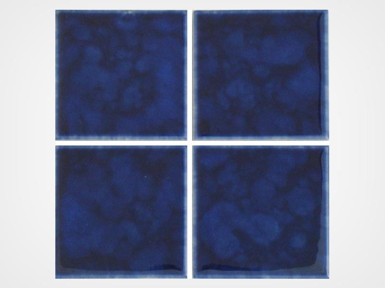 SS-309 – MOTTLED BLUE 3X3