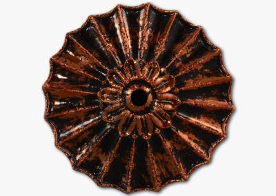 Fanned Palm-Bronze