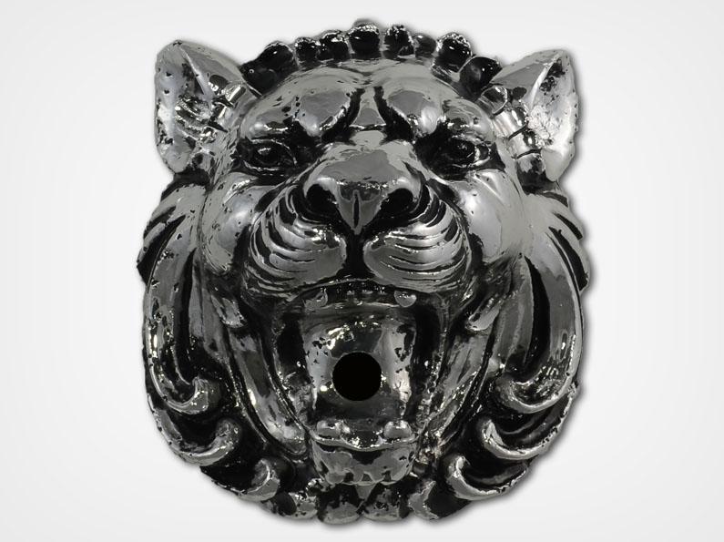Lion-Silver