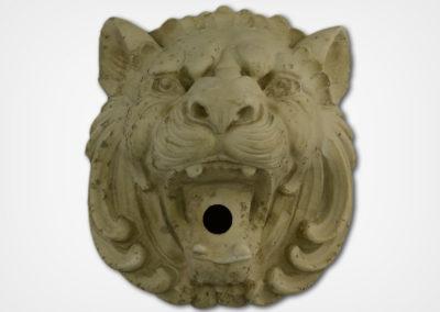 Lion-Travertine