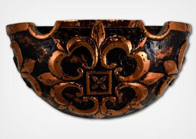 Gothic Sconce-Bronze