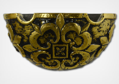 Gothic Sconce-Gold