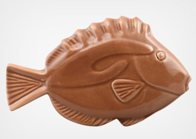 Fish – Brown – 5×3