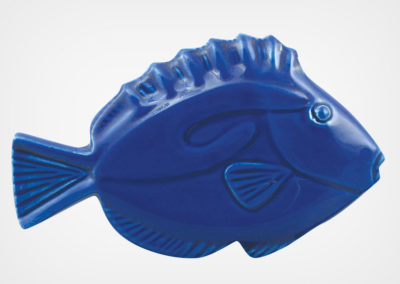 Fish – Royal Blue – 5×3