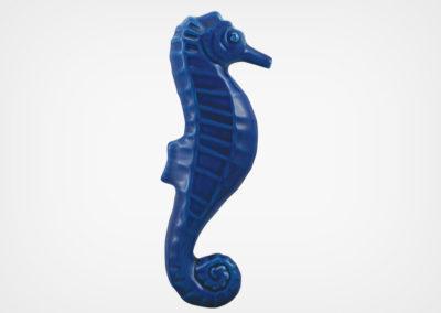 Seahorse – Royal Blue – 2×5