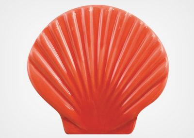 Seashell – Red – 4×5