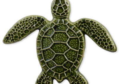 Turtle Straight – Green – 5×5