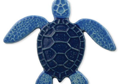 Turtle Straight – Blue – 5×5