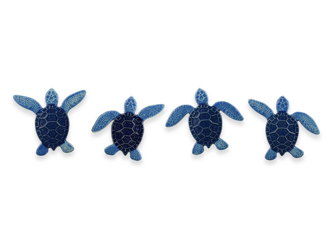 Turtle – Step Marker – Blue – 24×3