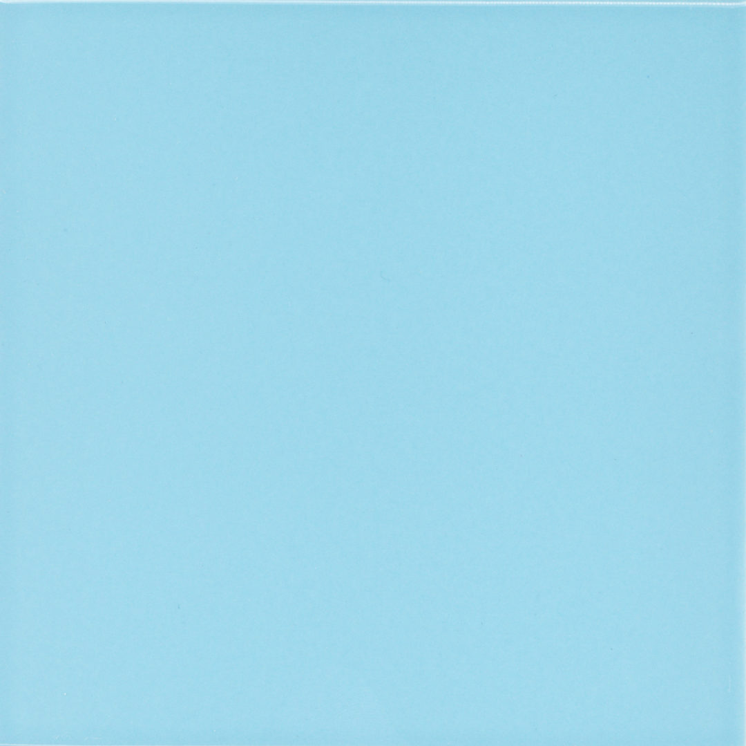 Solid Light Blue 6×6